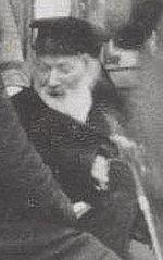 "Rabbi Yisroel Meir Kagan, Z""L, the Chofetz Chaim."