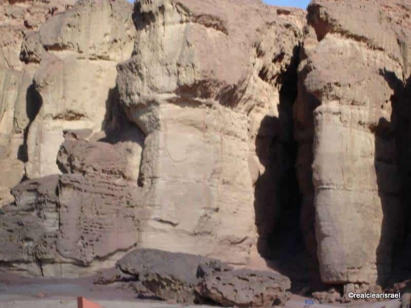 Solomon's Pillars, Timna Valley Park, Israel