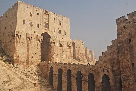 Aleppo Citadel  Israellycool
