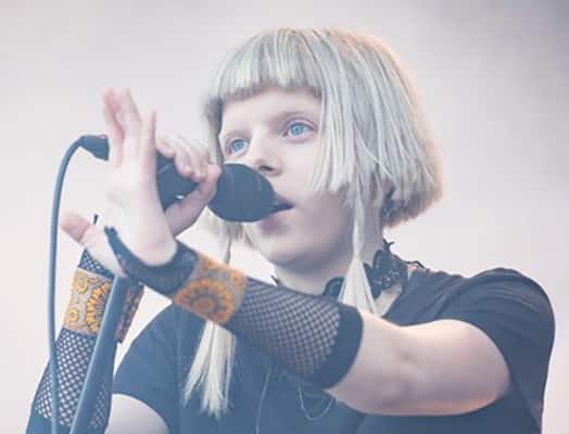 Norwegian Singer Aurora's Impassioned Opposition to BDS - Israellycool