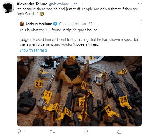 alexandra tohme tweet