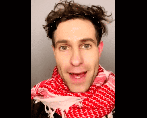 WATCH: Comedian Simon Brodkin`s Pitch Perfect Take on the UK Far Left