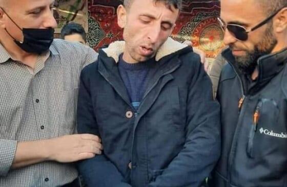 Released Palestinian Prisoner Claims Hamas Prisoners Beat Him Up