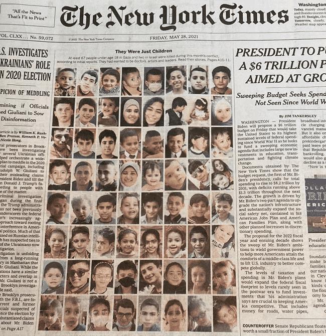 new york times children