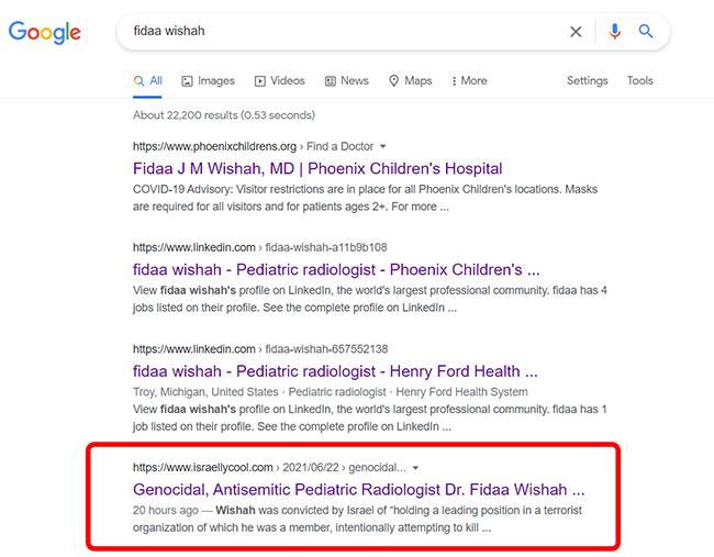 fiddaa google