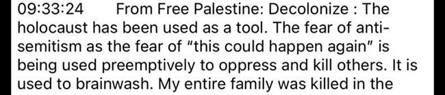 free palestine chat