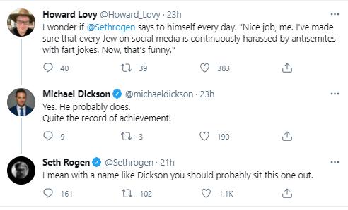 rogen dickson
