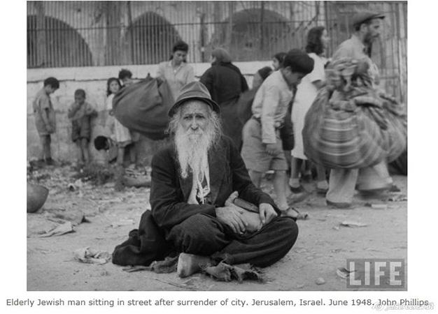 life magazine elderly Jew