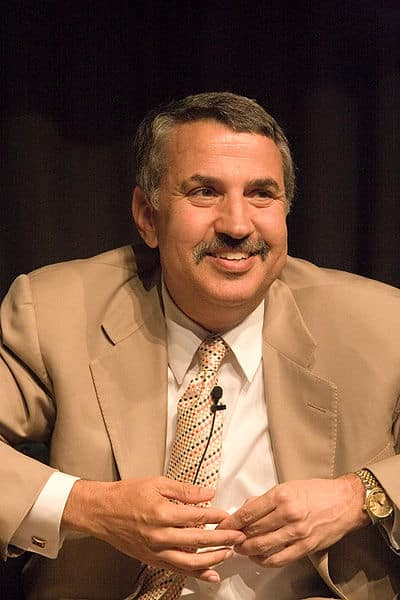 "Thomas ""Sheeple"" Friedman"