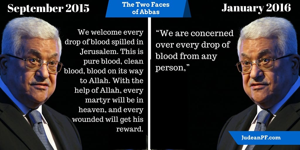 Two Faced Abbas
