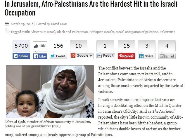Afro Palestinians Atlanta Black Star_2