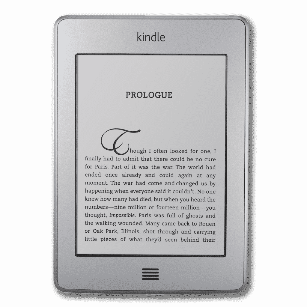 lighting up the kindle The kindle voyage was  some people swear that their kindle is free of this issue and that the lighting is  i haven't given up the hope though of.