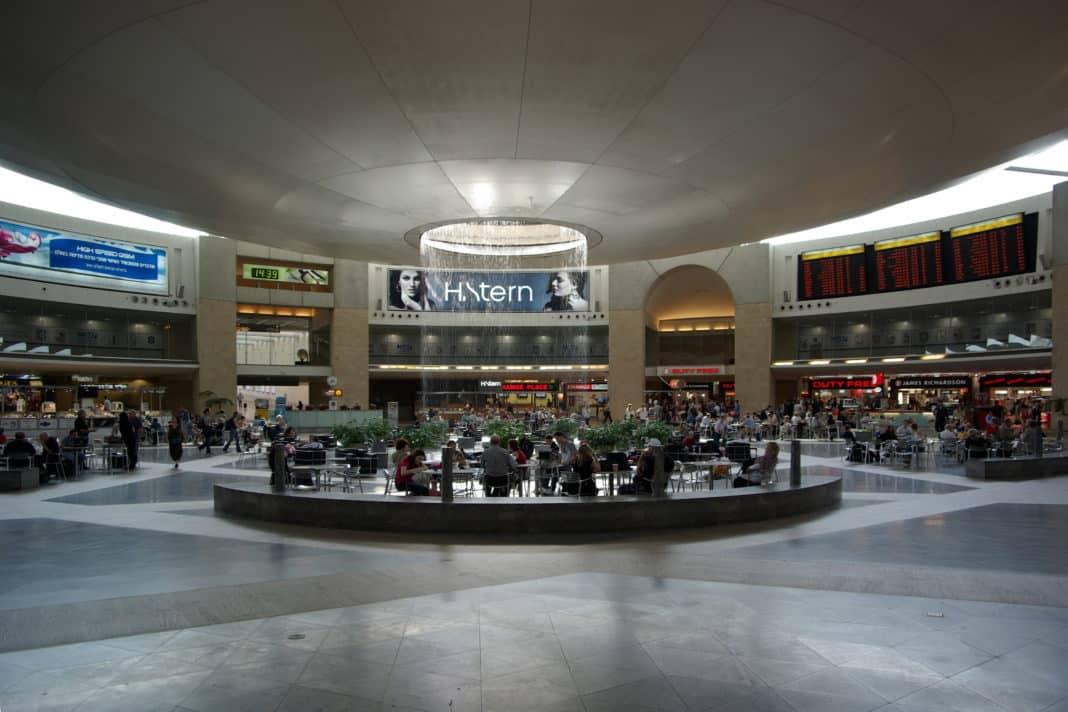 list of airports in world pdf