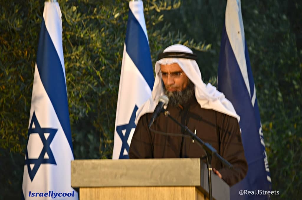 Muslim to give prayer at beit hanasi