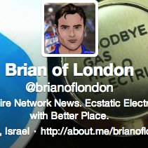 Brian of London twitter