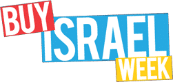 Buy Israel Week Logo