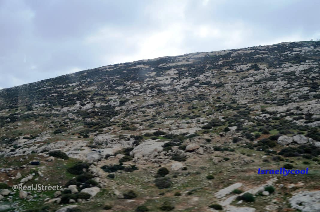 image land in Israel