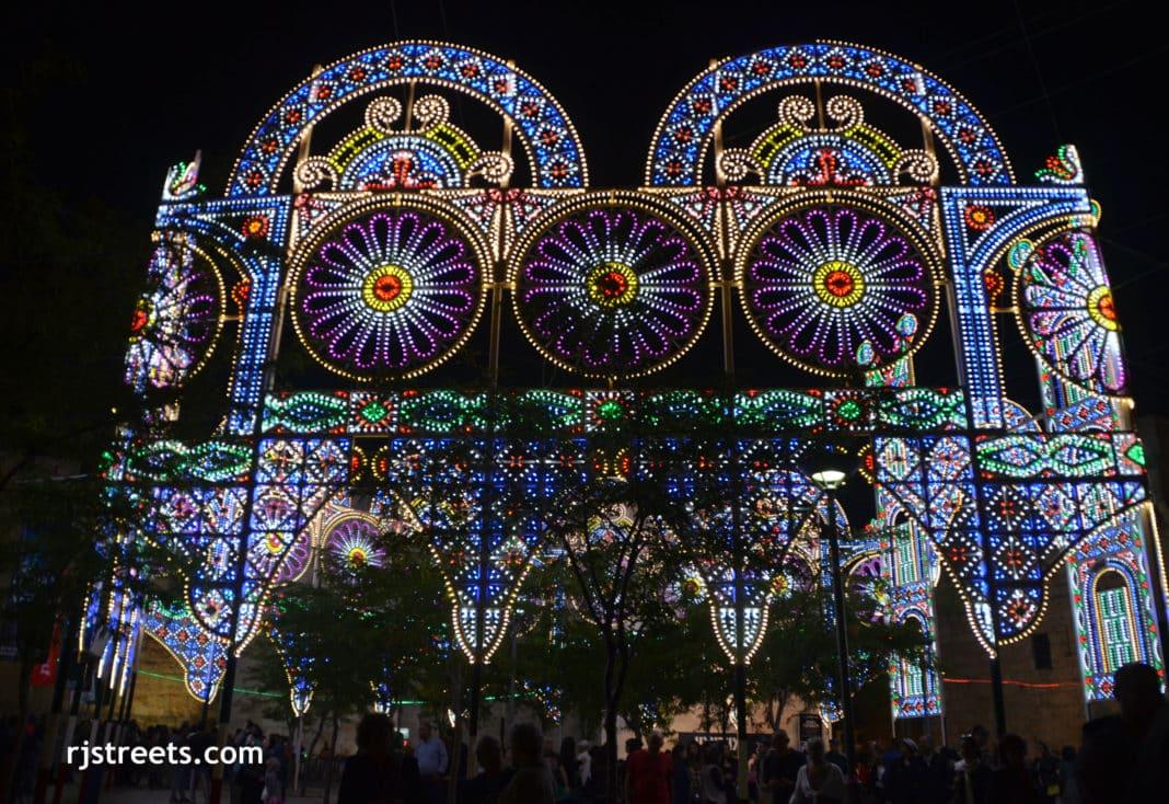 image Jerusalem Light Festival 2104