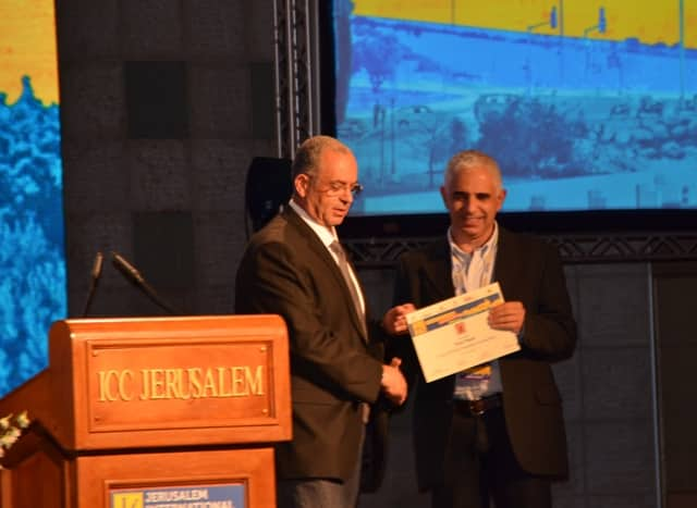winner of innovation at JITS tourism app