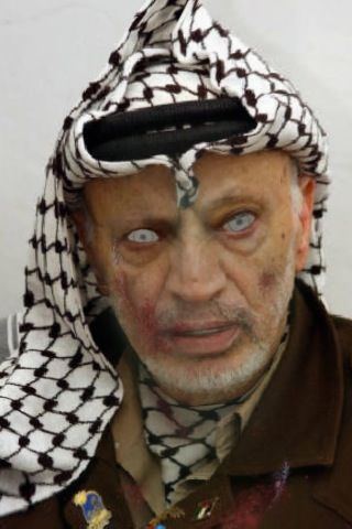 Dead Terrorist Arafat Zombie