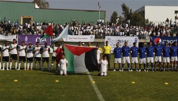 Gaza world cup