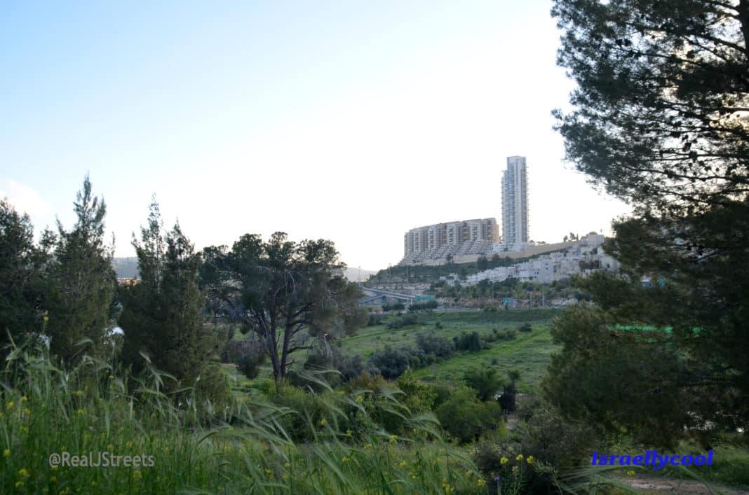 Gazelle Park Jerusalem, Israel