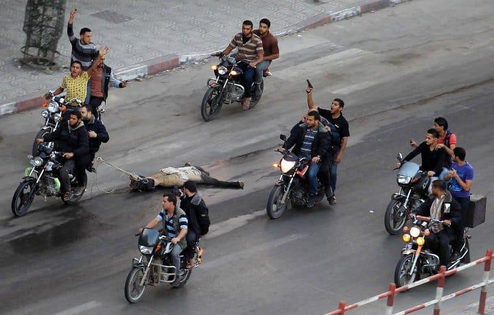 Palestinian gunmen