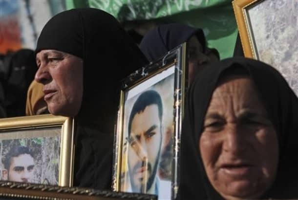 Hamas protest - AP