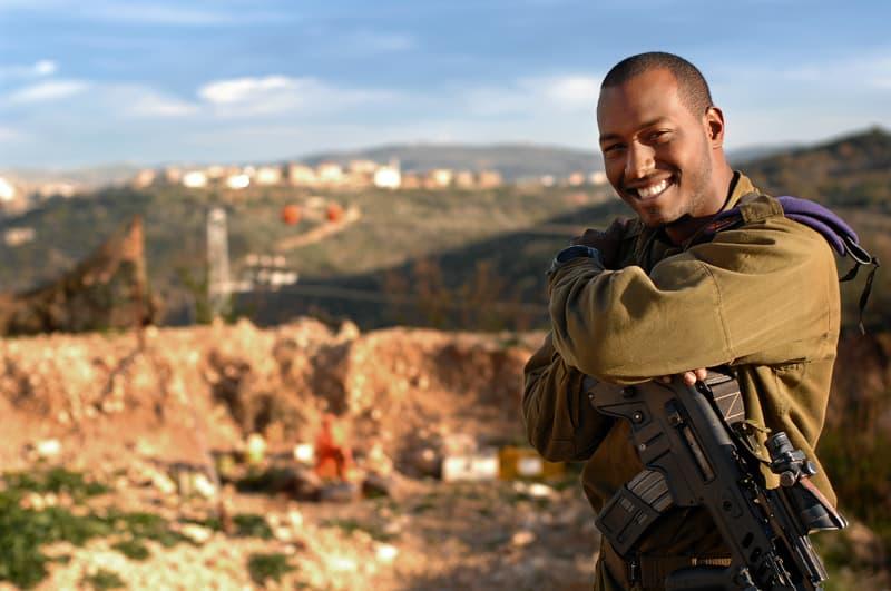 IDF Kenyan