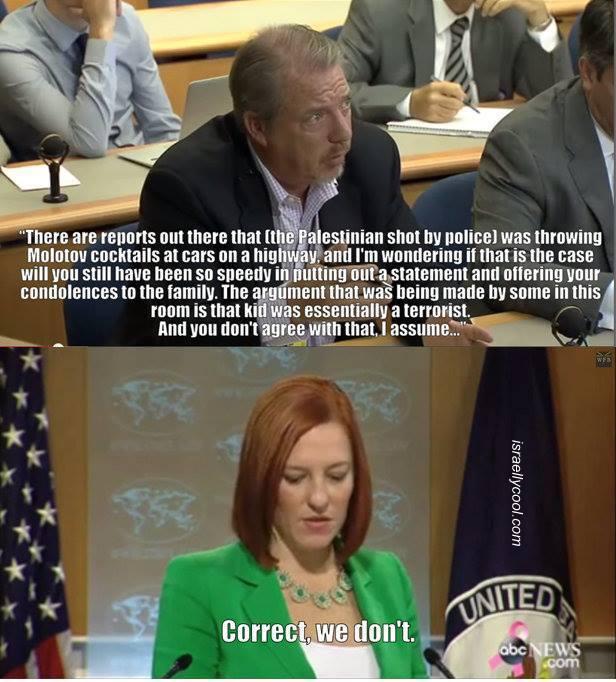 When is a terrorist not a terrorist, Jen Psaki, State Department, Matt Lee