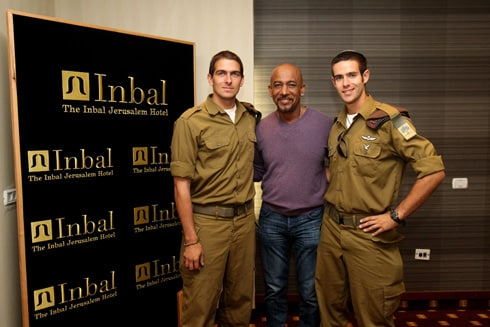 Montel Williams IDF