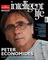 Peter Economides Economist cover