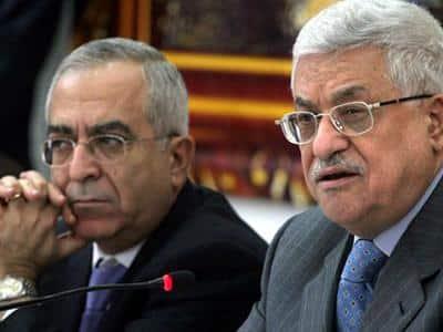 Salam Fayyad Mahmoud Abbas