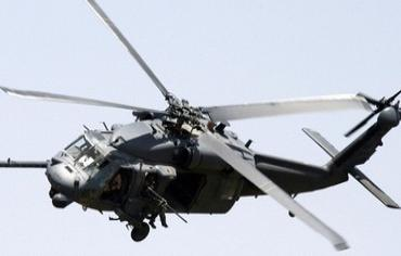 A Black Hawk helicopter (file). Photo: Reuters