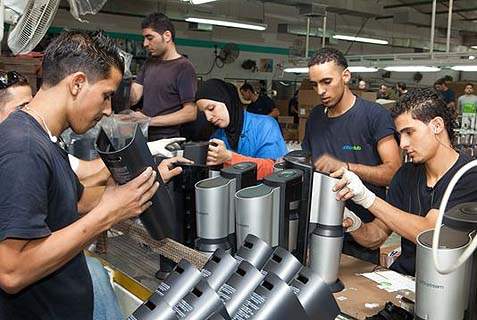 SodaStream-arab-workers