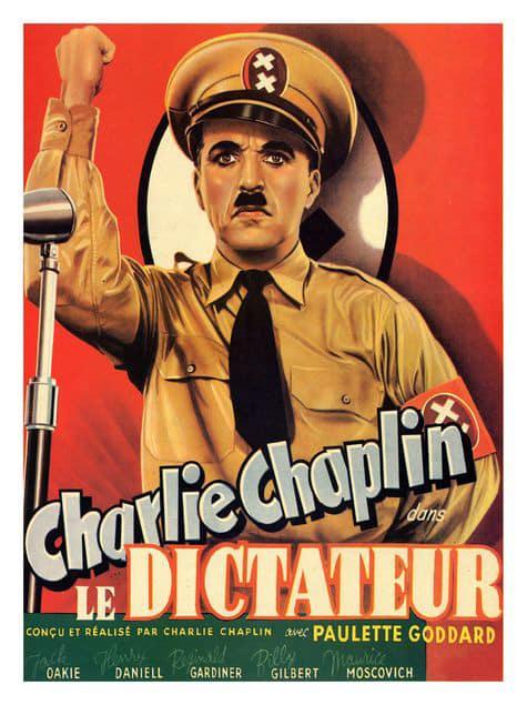 The-Great-Dictator-Charlie-Chaplin-Movie-Print-Classic