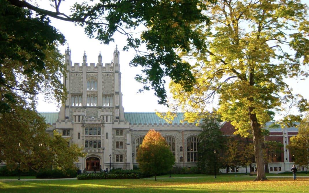 Vassar's pluralistic library.