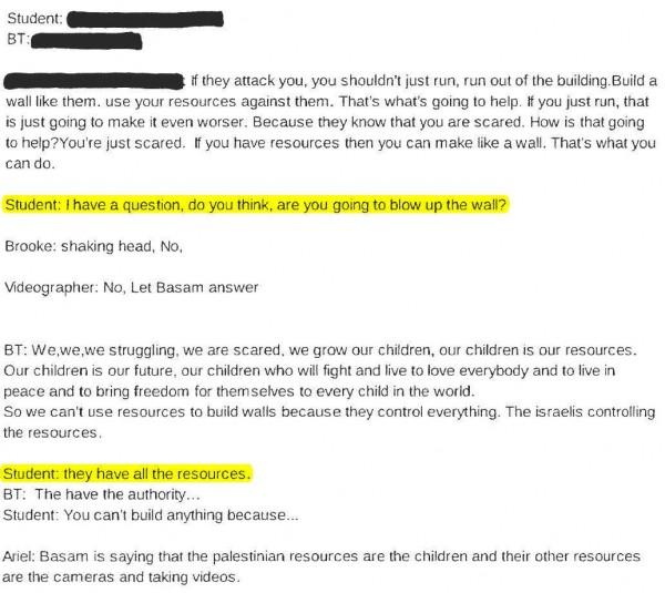 transcript-bassem-tamimi-at-third-grade-3-highlighted-e1447017371560