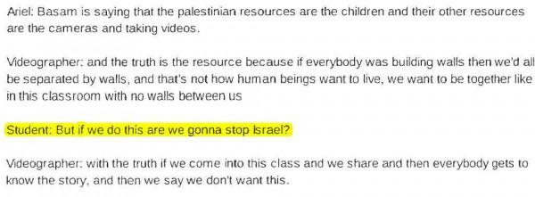 transcript-bassem-tamimi-at-third-grade-4-highlighted