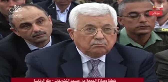 Report: Mahmoud Abbas Receiving Medical Treatment at Johns