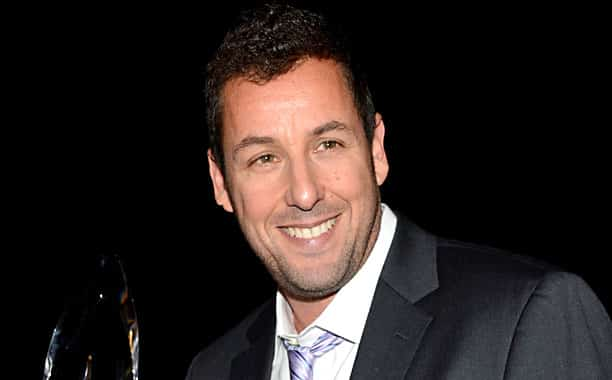 Adam Sandler Goes Off Against Roger Waters And BDSHoles ... Adam Sandler
