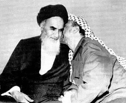 arafat ayatollah