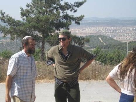 Ashton Kutcher Israel