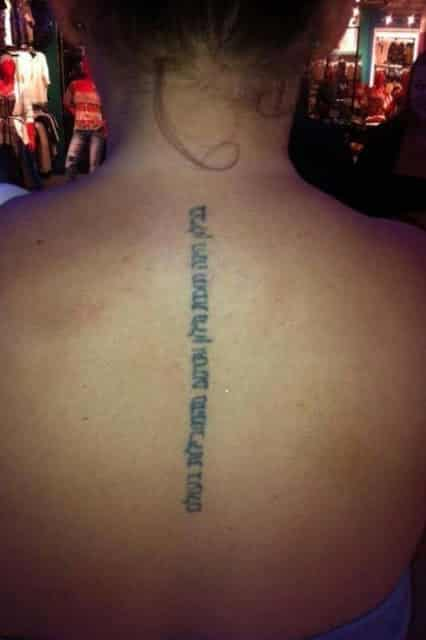 Image Result For Tattoo Quotes Gone Wrong