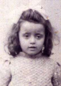 "Frantisak Kaczmarek found the little girl abandoned at a train station. She said her name was ""Barbara Rebhun."""