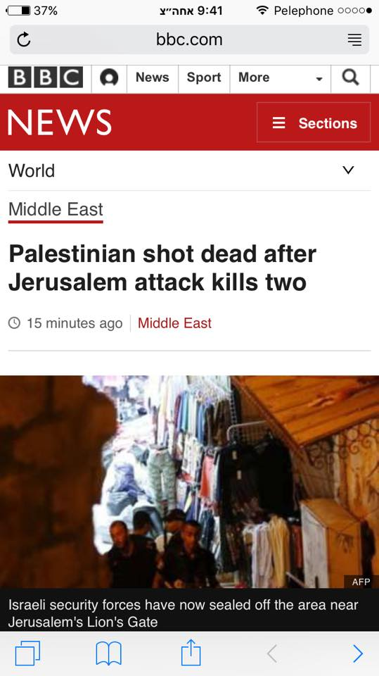 bbc headline