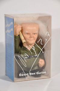 ben gurion figurine