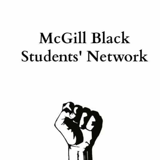 black student network
