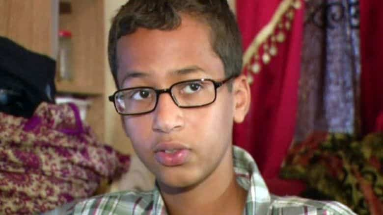 16-Year-Old Invents New Math Theory Clock-boy