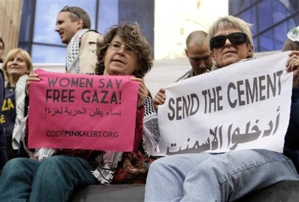 Code Pink Gaza - AP